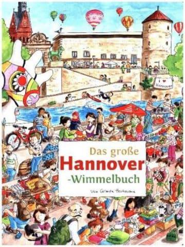 TPK Regionalverlag Das große Hannover-Wimmelbuch