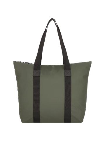 RAINS Rush Shopper Tasche 36 cm in green