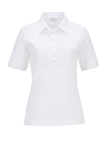 Mona Poloshirt in Weiß