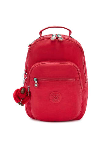Kipling Back To School Seoul S Rucksack 35 cm Laptopfach in true pink