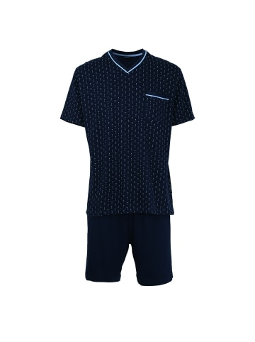 Götzburg Pyjama in Marine