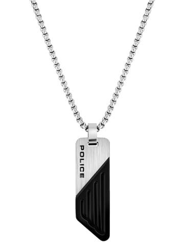 Police Herren-Halskette Boyne Silber