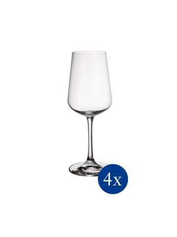 Villeroy & Boch Weißweinglas Set 4tlg Ovid in klar