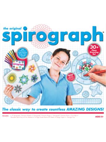 "BOTI Schablonen-Set Spirograph ""Kit With Markers"""