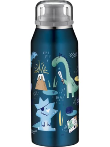 Alfi Edelstahl Isolier-Trinkflasche isoBottle dino pirates, 350 ml