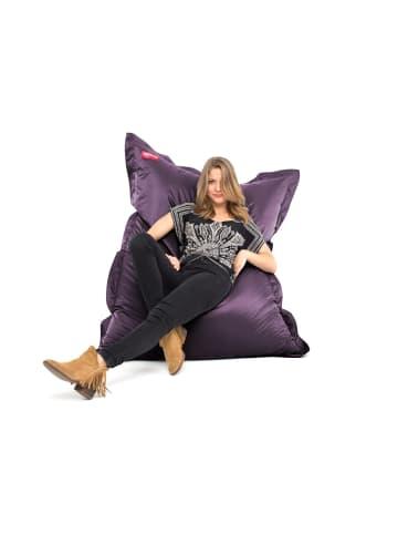 Roomox  XXL Sitzsack Original - Gigantischer Sitzsack 160 x 120 x 30 cm,  Violett