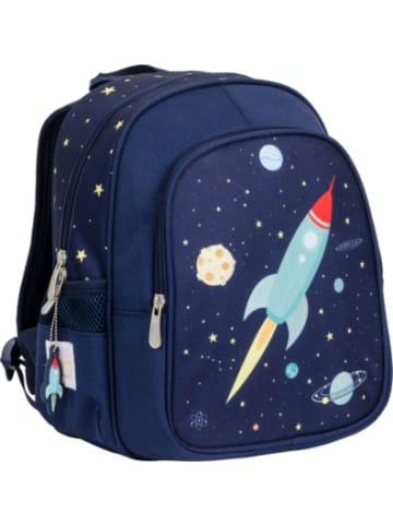 A little lovely company Kinderrucksack Space mit Isolierfach
