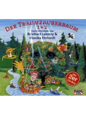 Sony Music Entertainment Der Traumzauberbaum. Tl.1+2, 2 Audio-CDs