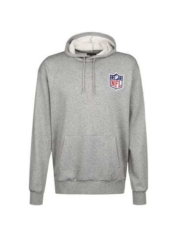 NEW ERA Kapuzenpullover NFL Detail Logo in grau