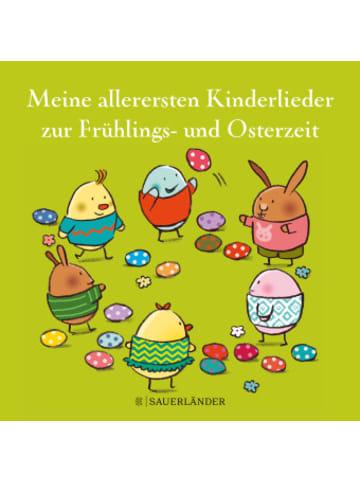 FISCHER Sauerländer Meine allerersten Kinderlieder zur Frühlings- und Osterzeit