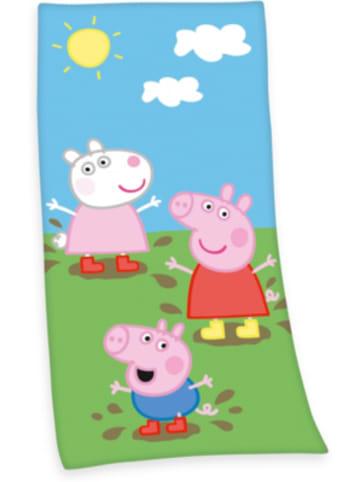Herding Strand- & Badetuch Peppa Pig, 75x150 cm