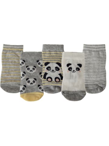 Cucamelon Socken 5er Pack in Panda