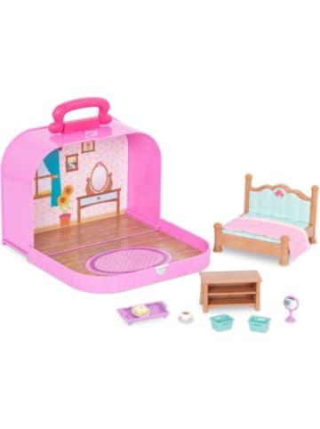 Li'l Woodzeez Schlafzimmer im Kofferset