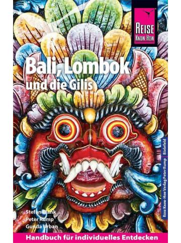 Reise Know-How Verlag Reise Know-How Reiseführer Bali, Lombok und die Gilis