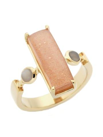 Carolin Stone Jewelry Ringe in Gold
