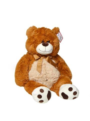 "Pink Papaya Riesen Teddy 80cm "" Paul "" in Braun"
