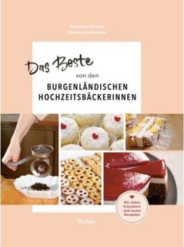 Pichler Wien Das Beste von den Burgenländischen Hochzeitsbäckerinnen