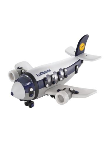 Mic o mic Großer Düsenjet Lufthansa in Bunt