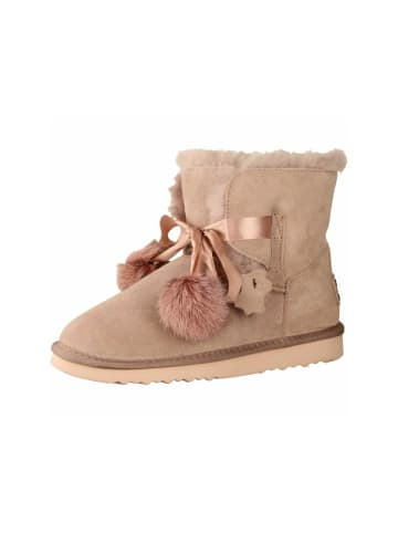 OOG Stiefelette in pink