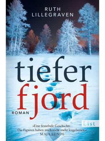 List Tiefer Fjord | Roman