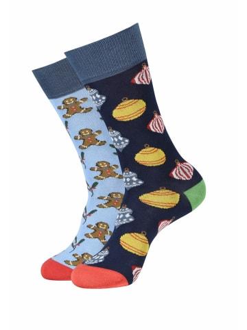 DillySocks Socken Doppelpack in Multi