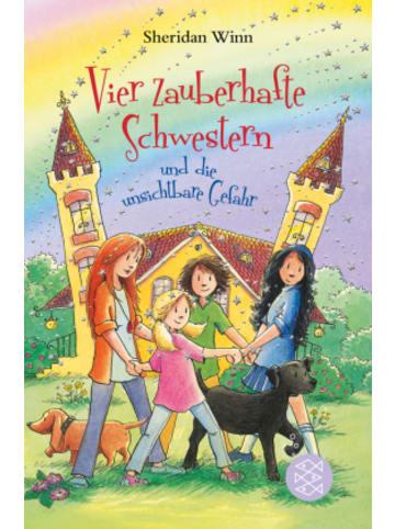 Fischer Kinder- und Jugendbuch Vier zauberhafte Schwestern und die unsichtbare Gefahr