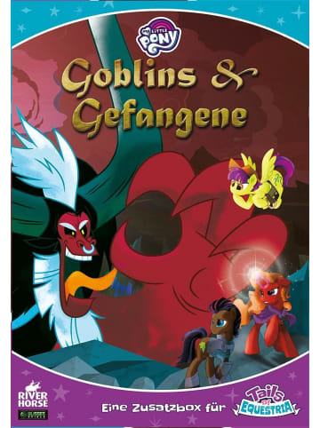 Ulisses Spiel & Medien My little Pony - Tails of Equestria: Goblins & Gefangene