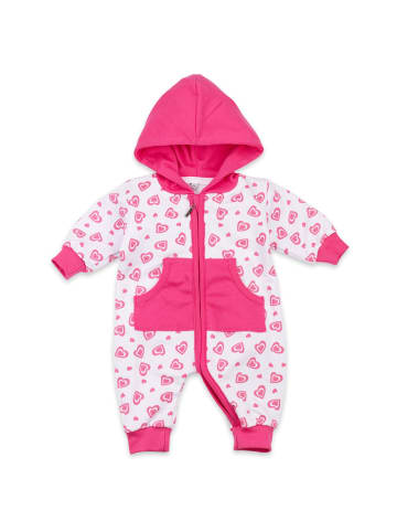 Baby Sweets Overall Sweet Heart in bunt