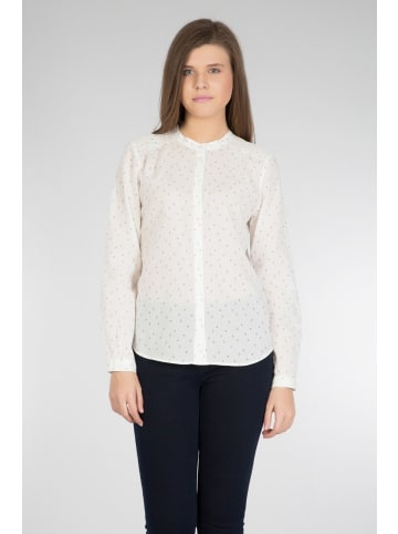 Colin's Colin's COLINS lässige Bluse mit Allover Ankerdruck in offwhite