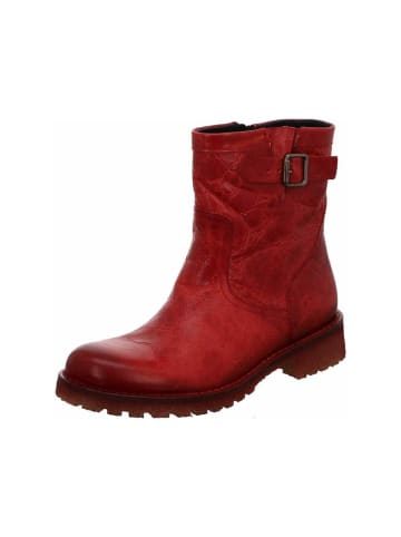 Lazamani Stiefelette in rot