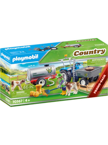 Playmobil 70367 Ladetraktor mit Wassertank