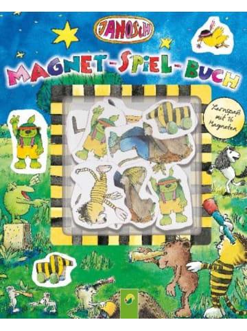 Schwager & Steinlein Janosch Magnet-Spiel-Buch