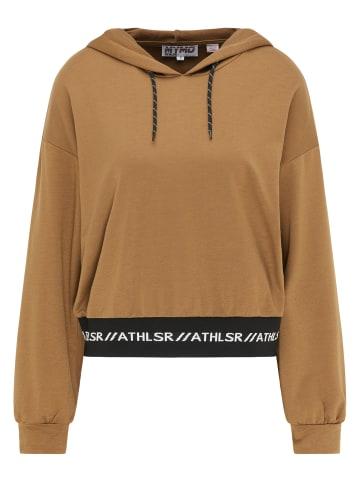MyMO ATHLSR Sweater in Braun