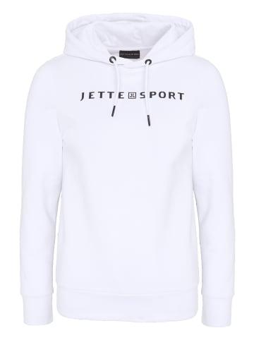 Jette Sport Sweatshirt in 11-0601 Bright White