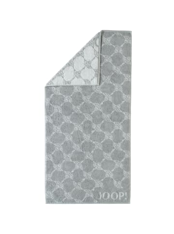 JOOP! Handtücher Cornflower 1611 in Silber - 76