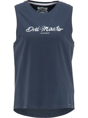 DreiMaster Vintage Top in Marine