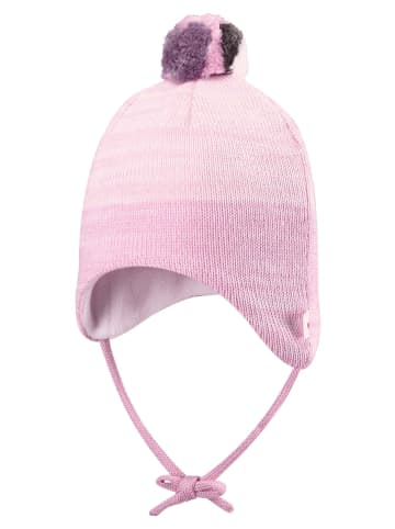 "Reima Wollmütze "" Nanou "" in Light pink"