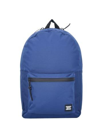 Herschel Settlement 17 Backpack Rucksack 44 cm Laptopfach in twilight blue-black