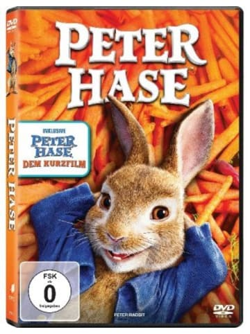Sony Music Entertainment Peter Hase, 1 DVD
