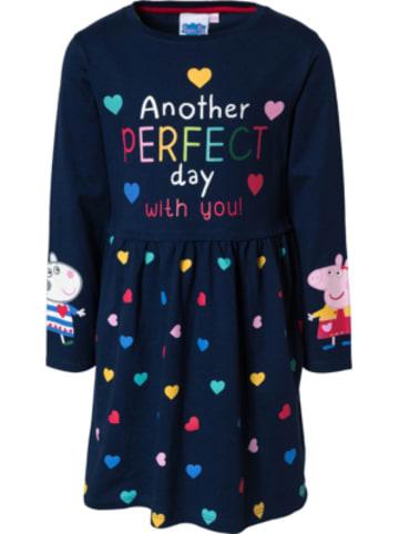Peppa Pig Peppa Pig Kinder Jerseykleid