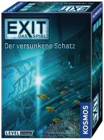 Kosmos Exit - Das Spiel, Der versunkene Schatz (Spiel)