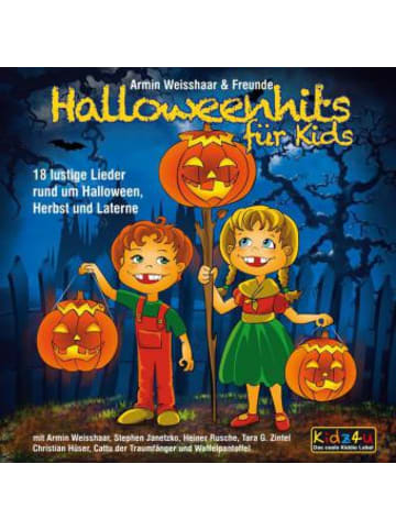 TopX Music Halloweenhits für Kids, Audio-CD