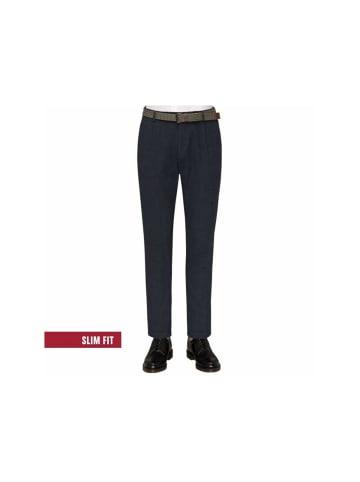 CARL GROSS Hosen & Shorts in dunkel-blau