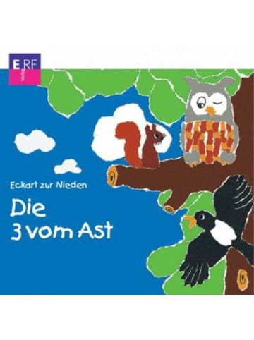 SCM Hänssler Die 3 vom Ast, 1 Audio-CD