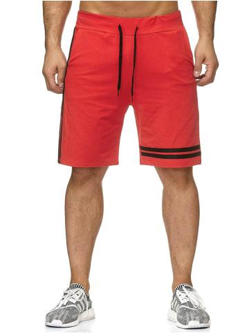 Mtx Sweat Shorts Kurze Sport Hose in Rot