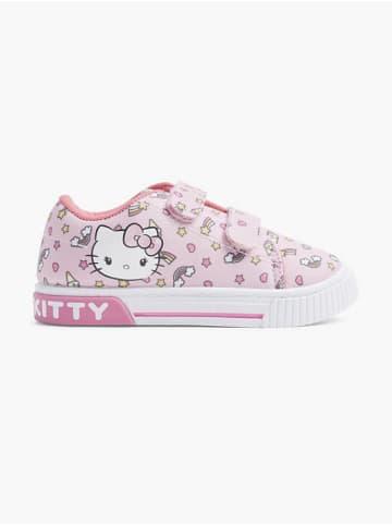 Hello Kitty Hausschuh pink