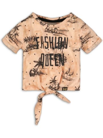 Koko Noko T-Shirt mit Knoten