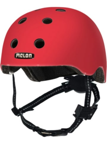 Melon® Fahrradhelm Toddler Rainbow 44-50 Red