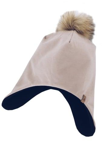One2three Outfits  Wintermütze in Beige