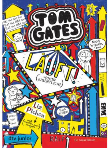 Dtv Tom Gates:  Läuft! (Wohin eigentlich?)